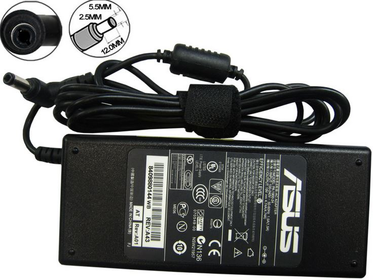 БП Asus Toshiba Lenovo 19V 4.74A 90W 2PIN 5.5X2.5 Replacement AC Adapter AS10 (B-5-2)